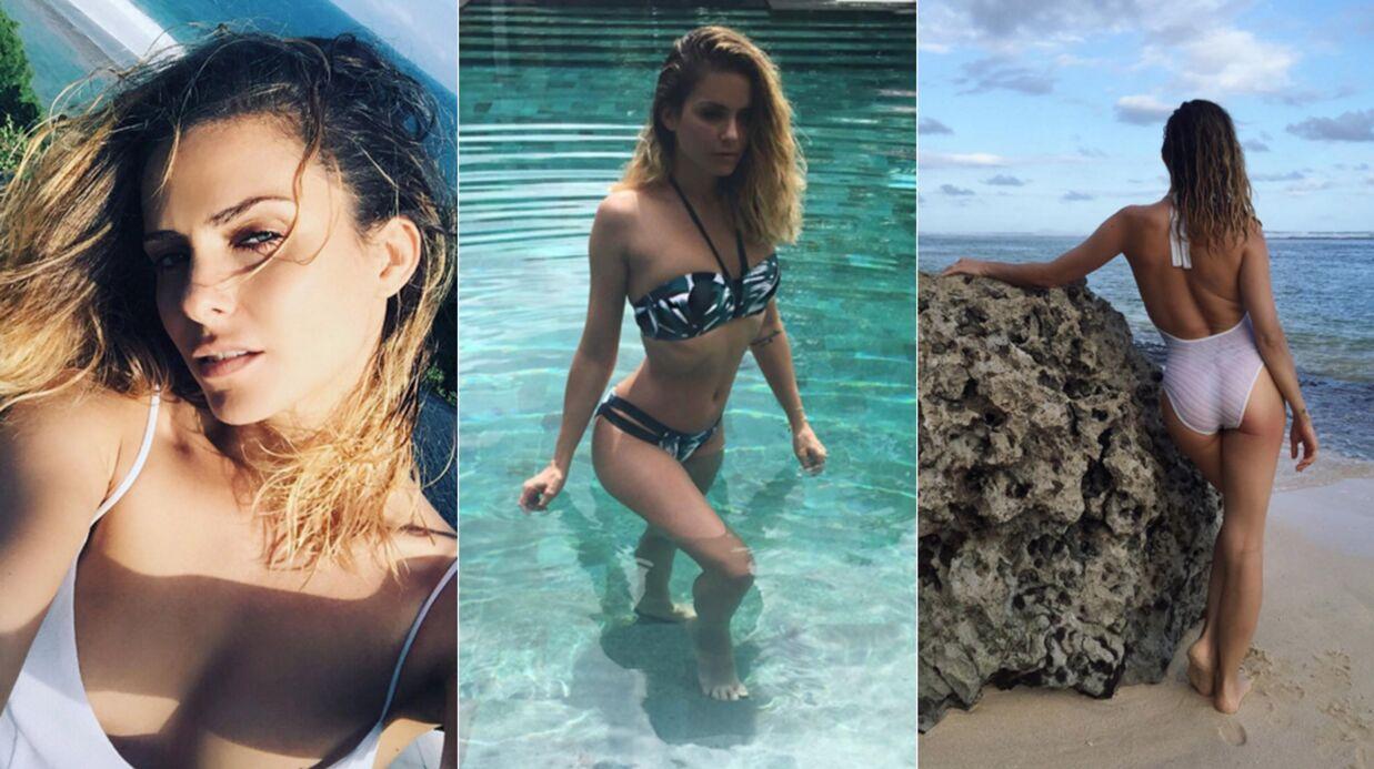 DIAPO Clara Morgane casse l'internet avec ses photos de vacances torrides
