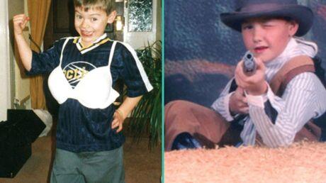 DIAPO Les One Direction partagent leurs photos d'enfance