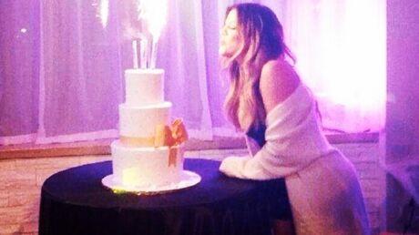 Khloé Kardashian fête son anniversaire en famille (mais sans Scott Disick)