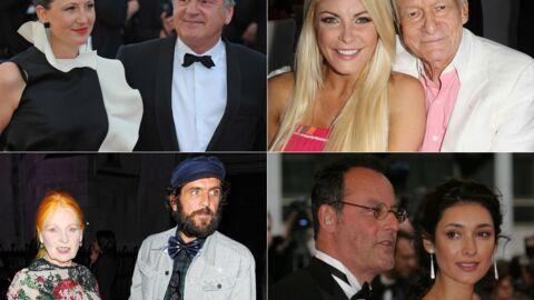 PHOTOS Daniel Auteuil, Jean Reno… Ces couples qui s'aiment malgré leur grande différence d'âge