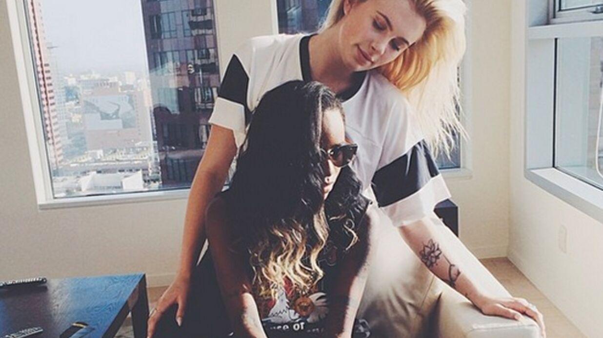 Kim Basinger: sa fille Ireland Baldwin folle amoureuse d'une rappeuse