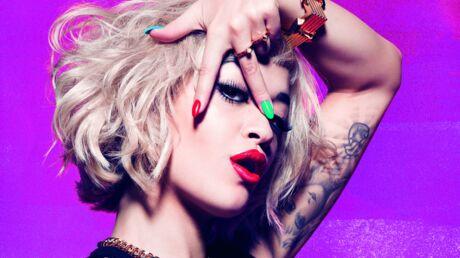 Rita Ora s'est créée une nuance de vernis à ongles sexy sur mesure