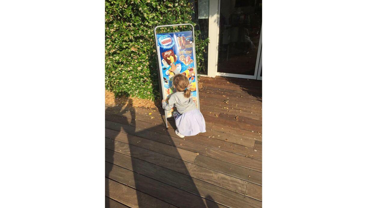 Rebecca Hampton (Plus belle la vie) publie d'adorables photos de sa fille Eléa
