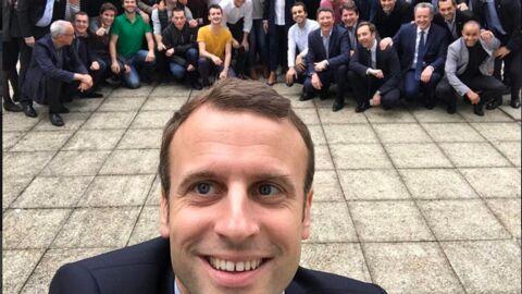 Ce que l'on sait de la photo officielle d'Emmanuel Macron président