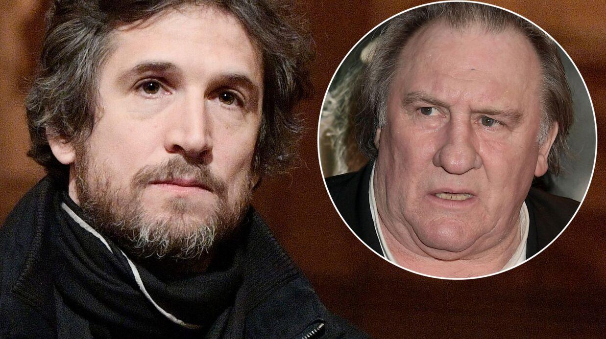 Gérard Depardieu clashe Guillaume Canet qui lui répond tout aussi sèchement