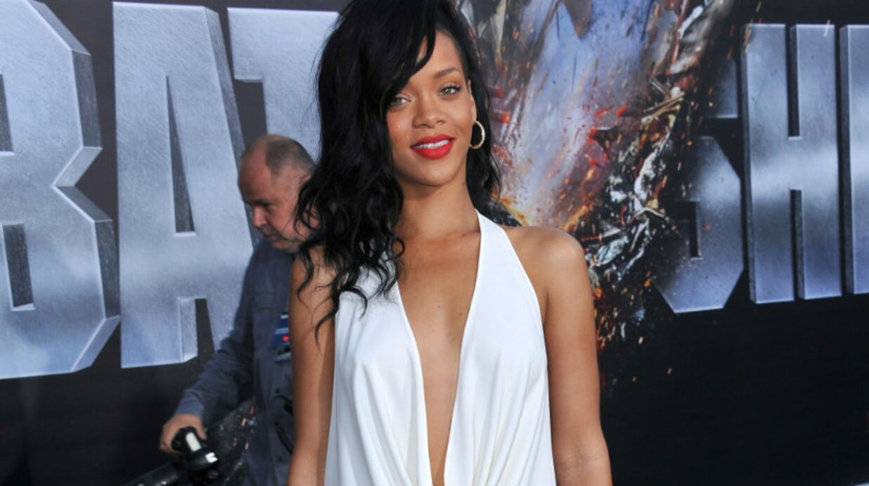 Rihanna et Chris Brown très proches à Hollywood