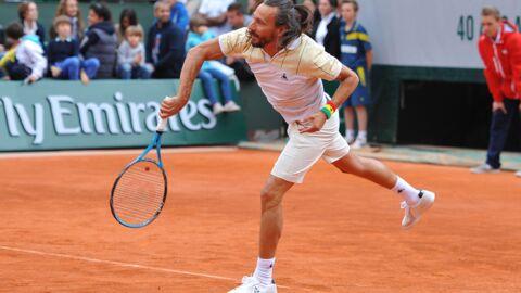 DIAPO Bob Sinclar et Teddy Riner jouent au tennis avec Novak Djokovic