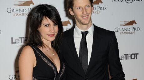 Marion Jollès et Romain Grosjean: leur deuxième enfant est né