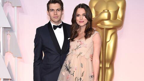 Keira Knightley a donné naissance à son son premier enfant!