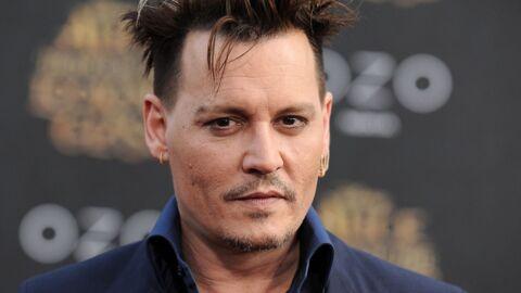 Johnny Depp réagit à l'annonce de son divorce avec Amber Heard