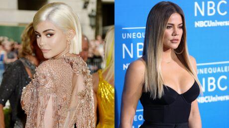PHOTO Kylie Jenner et Khloé Kardashian ultra sexy pour un shooting entre soeurs
