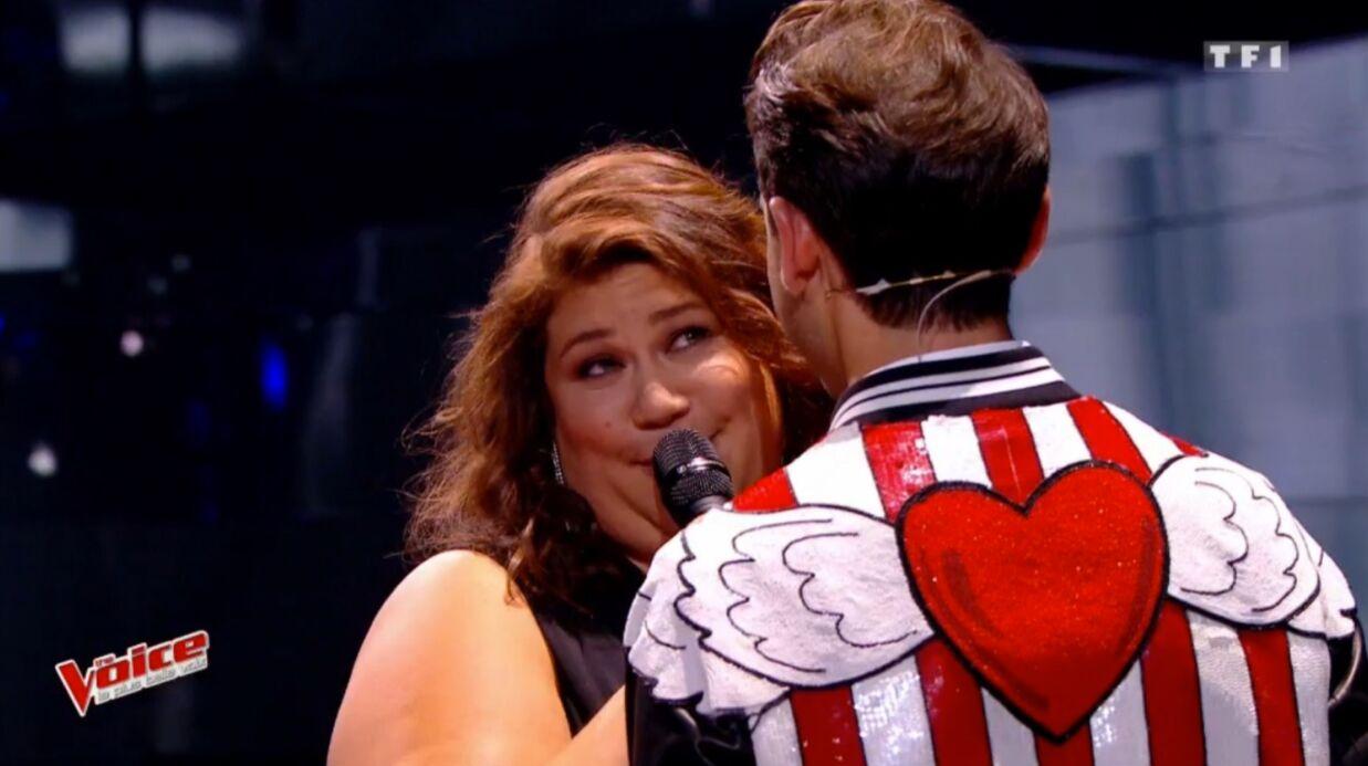 The Voice: Audrey et Nicola Cavallaro majestueux, séduisent le public