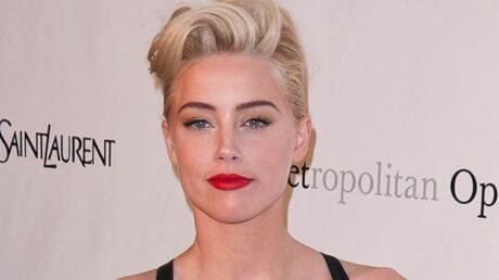 LOOK Amber Heard au sommet du glamour