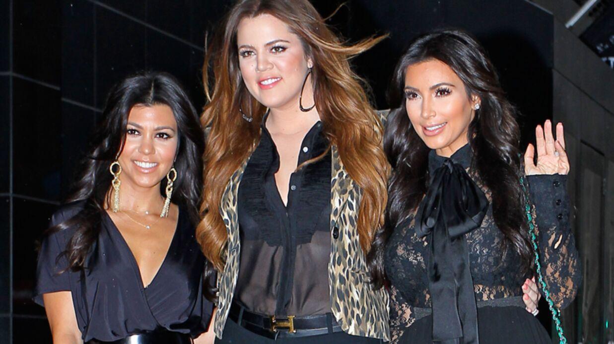 Khloe Kardashian venge sa sœur enfarinée