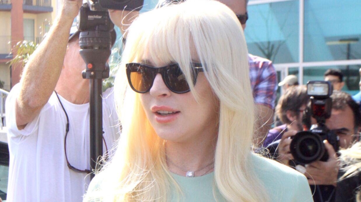Lindsay Lohan: plus que 48h et la justice l'oubliera