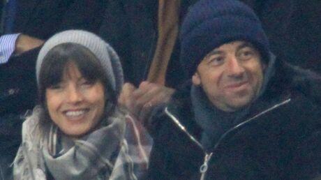 DIAPO De nombreux people en couple au match France-Espagne