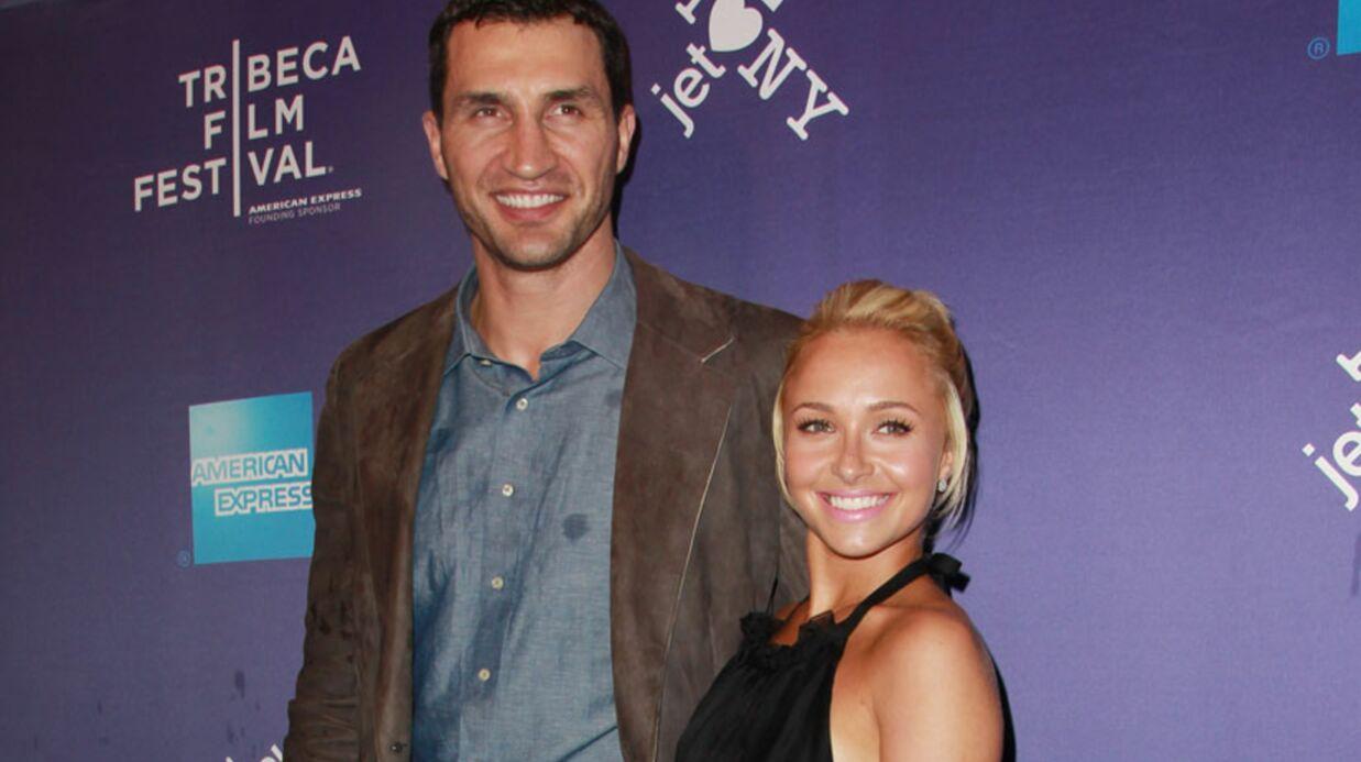 Hayden Panettiere et Wladimir Klitschko se seraient fiancés en secret