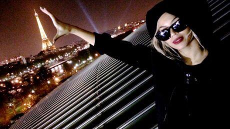 PHOTOS Beyoncé joue la touriste avec Jay-Z à Paris