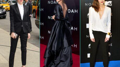 PHOTOS Emma Watson: ses leçons de style pour la promo du film Noé