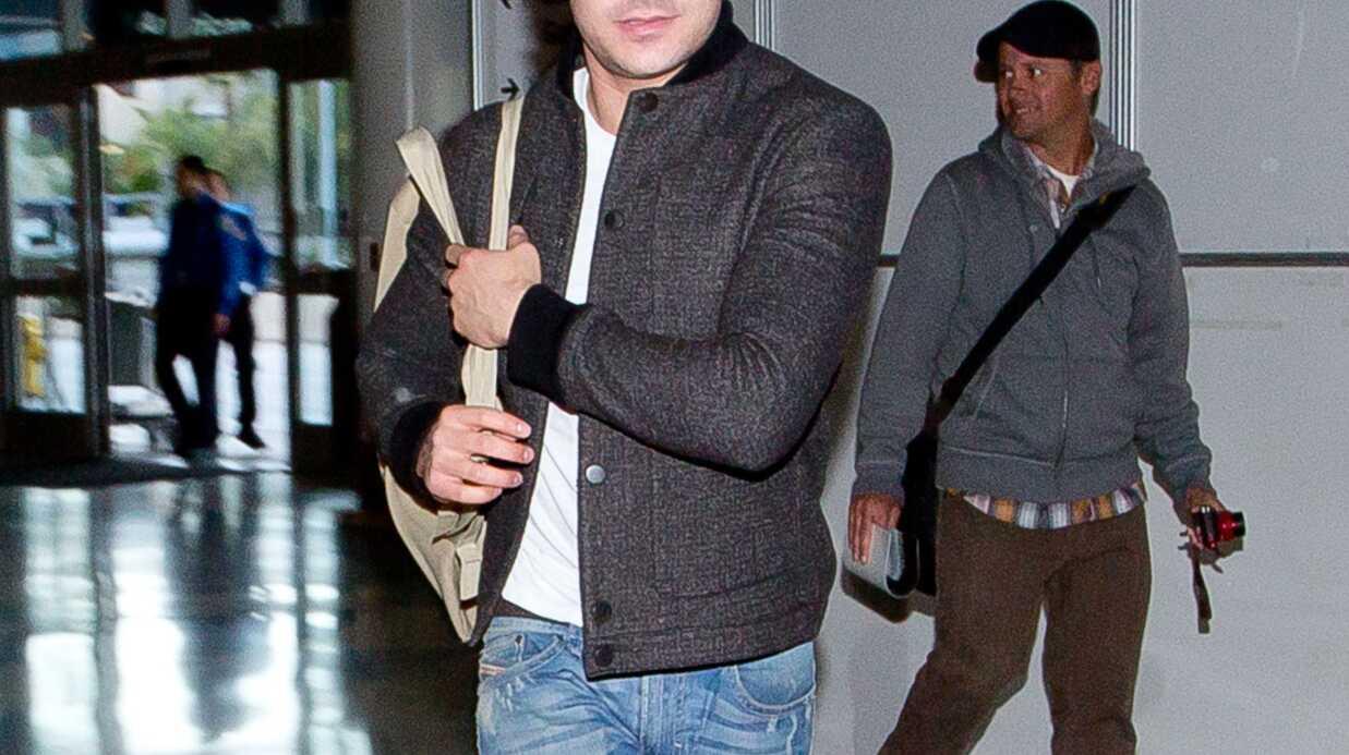 Zac Efron victime d'une violente agression à Los Angeles