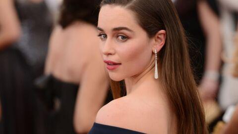 Emilia Clarke (Game of Thrones) a dit non à 50 Nuances de Grey: elle en avait assez d'être nue