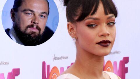 Rihanna en couple avec Leonardo DiCaprio? Elle sort de son silence