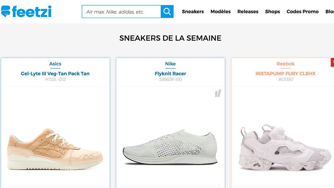 9ef027302a1e2d MODE Bon plan   comment trouver les sneakers de vos rêves au meilleur prix    - Voici