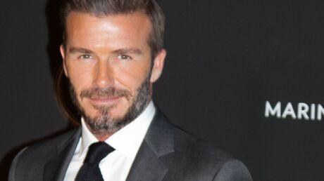 PHOTOS David Beckham poste des clichés dossier de lui pour la fête des mères