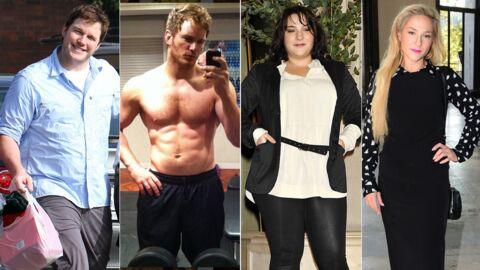 PHOTOS Ces stars qui ont perdu beaucoup de poids