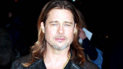 Brad Pitt offre 870 euros lors d'une collecte sur un tournage