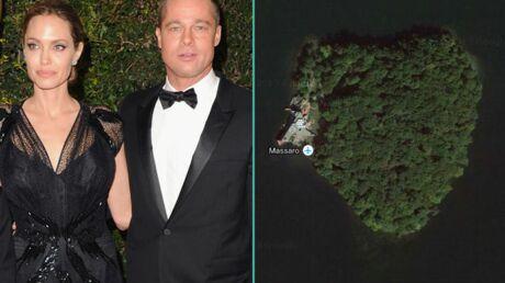 PHOTOS Visitez l'île qu'Angelina Jolie a offerte à Brad Pitt