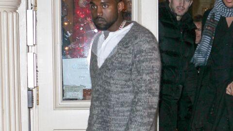 Kanye West appelle au boycott de la marque Louis Vuitton