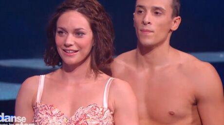 DALS: Nathalie Péchalat a eu l'impression de se faire «quitter» par Grégoire Lyonnet