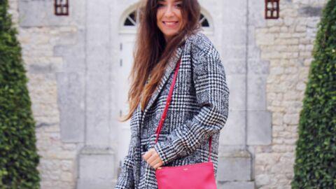 Marieluvpink vous aide à dénicher un joli manteau à moins de 100€