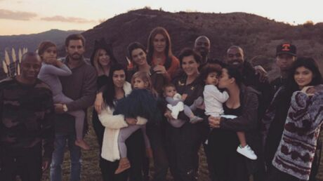 PHOTOS Le clan Kardashian-Jenner plus uni que jamais pour Thanskgiving