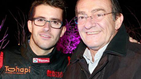 PHOTOS Jean-Pierre Pernaut, premier fan de son fils Olivier à la présentation du Trophée Andros