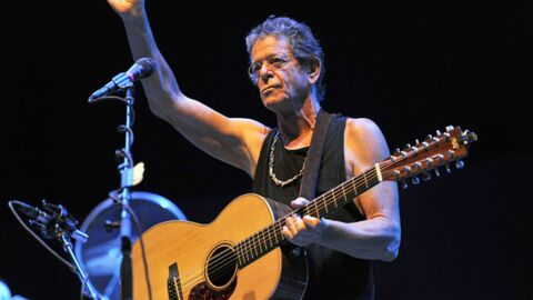 Mort de Lou Reed à 71 ans