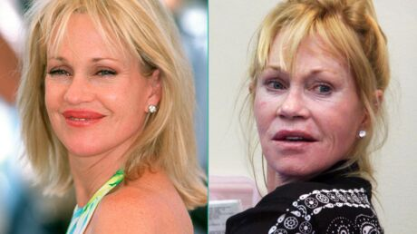 PHOTOS Melanie Griffith méconnaissable sans maquillage