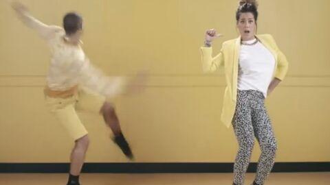 Amel Bent flattée d'être comparée à Beyoncé par un blogueur américain