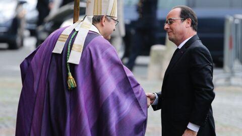 Obsèques de Christophe de Margerie: l'hommage des politiques et des stars de la télé