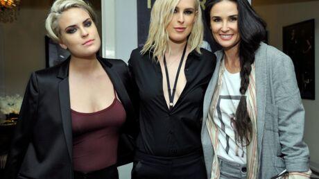 PHOTOS Demi Moore fait aussi jeune que ses filles…