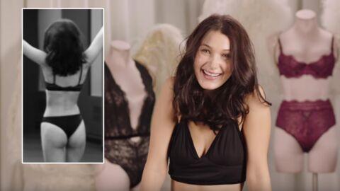 Bella Hadid va défiler pour Victoria's Secret à Paris: les coulisses très sexy de son audition