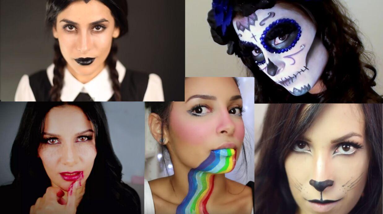 Top 5 des tutos maquillage spécial Halloween