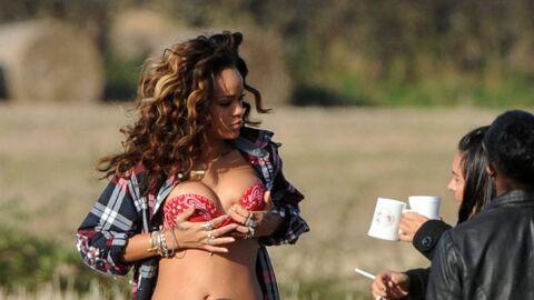 Rihanna rend un fermier fou de rage