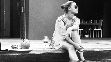 Beyoncé offre des chaussures incrustées de cristaux à sa fille