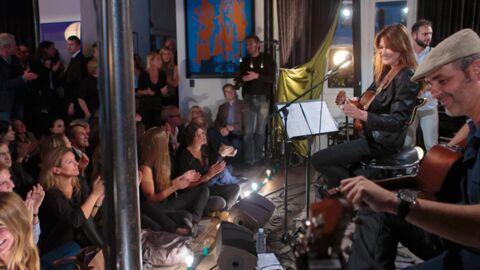 On a testé… le concert très privé de Carla Bruni