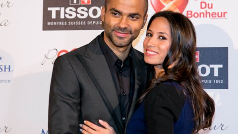 DIAPO Tony Parker et Axelle Francine, amoureux au gala Par Cœur