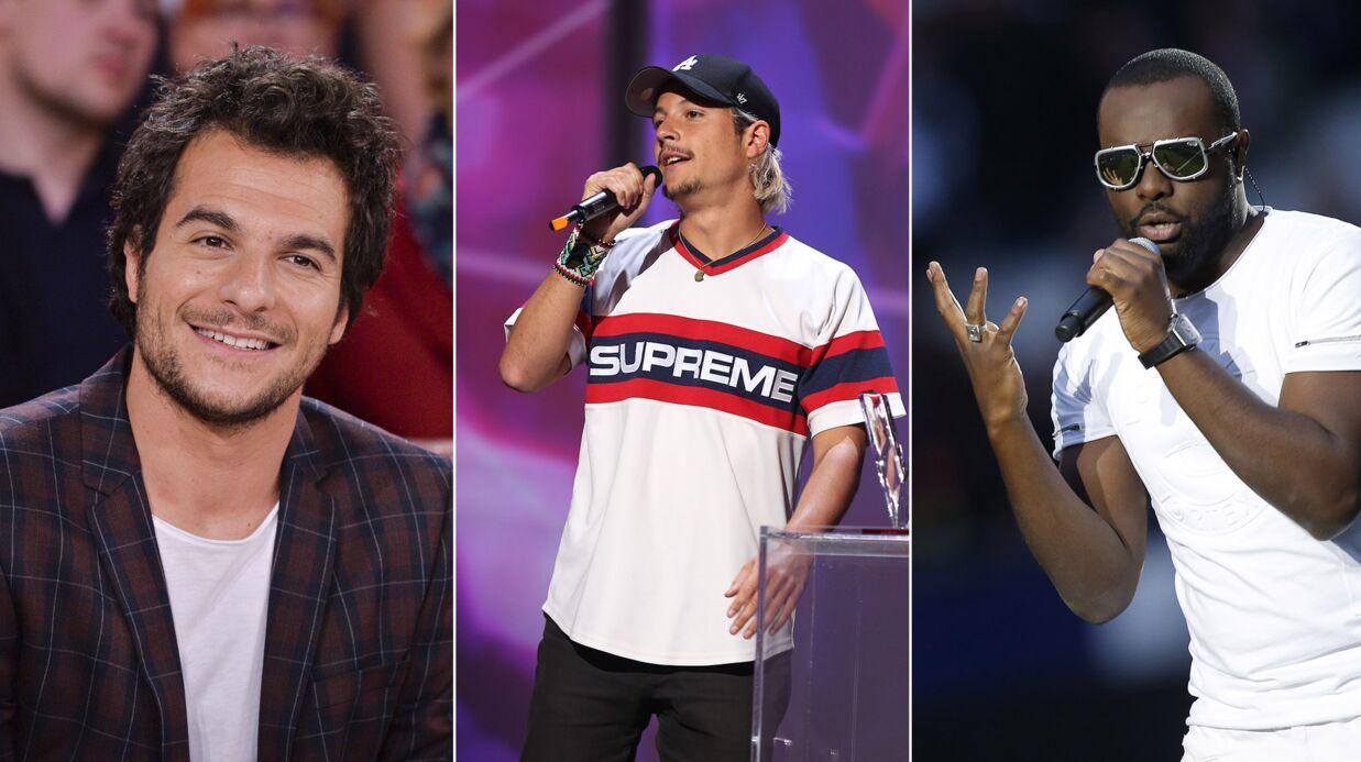 MTV EMA 2016: les nommés dans la catégorie «Meilleur Artiste Français» révélés!