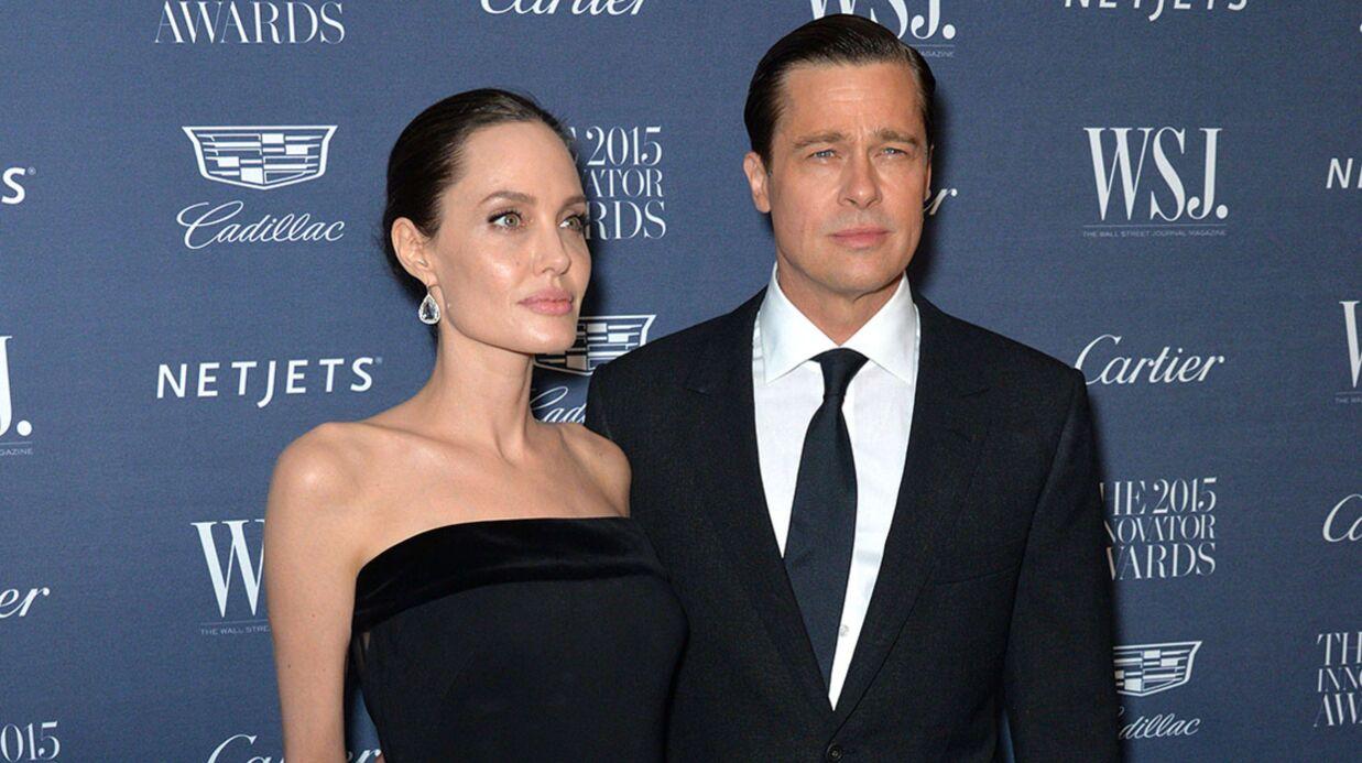 Brad Pitt: «brisé» et «bouleversé», il veut revoir ses enfants