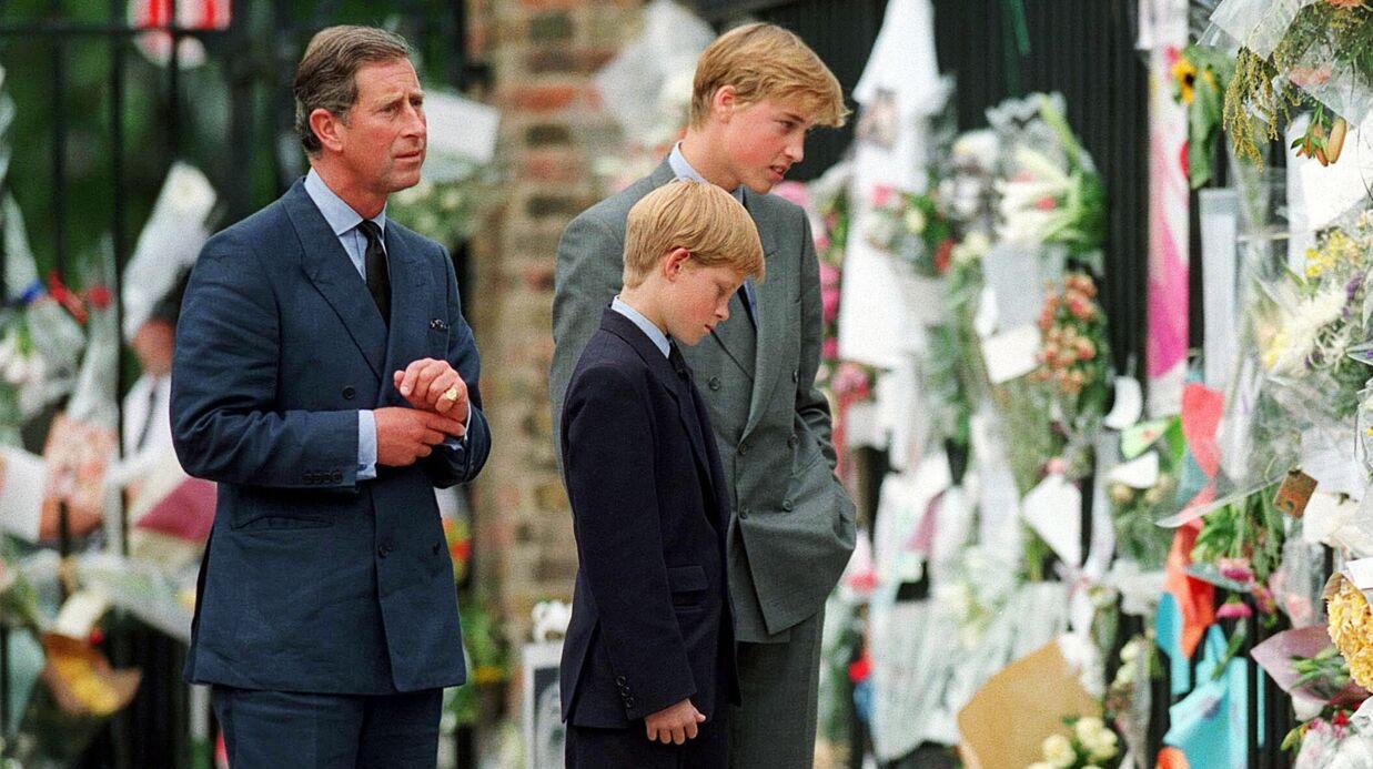 Le prince Charles avait peur de se faire assassiner aux funérailles de Diana
